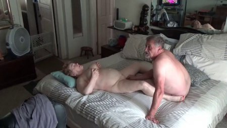 Домашнее видео секса зрелой супружеской пары